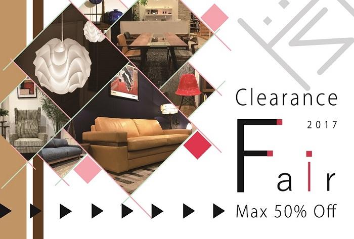 CLEARANCE FAIR 2017 SPRING
